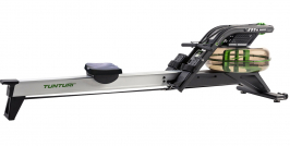 Tunturi R80W Rower Single Rail Endurance